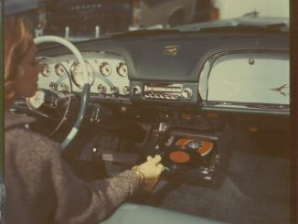 In Car Hifi (as it used to be)