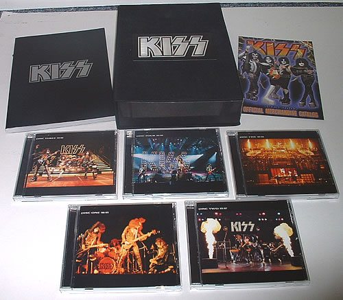 Kiss-The-Box-Set---EX-327773