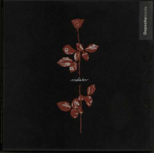 Depeche Mode's Violator, very rare box set promoting the album release