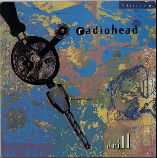 Radiohead-Drill-EP-334362