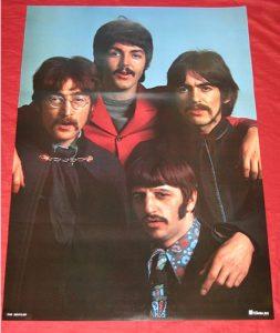 The Beatles Strawberry Fields, Toshiba EMI