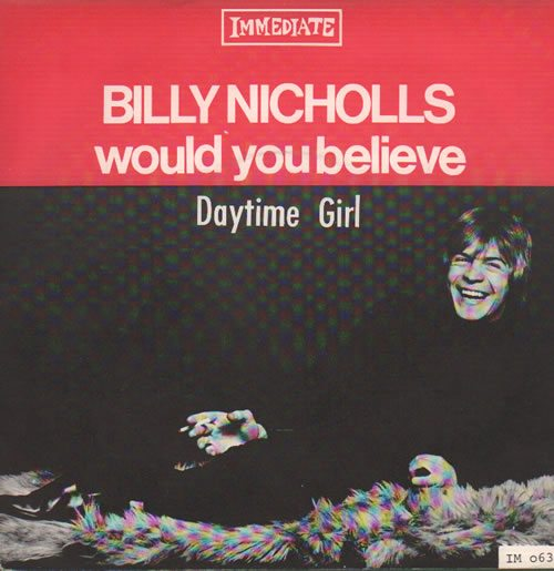 Billy-Nicholls-Would-You-Believe-635821