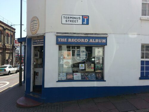 The Record Album Brighton S Longest Serving Record Shop