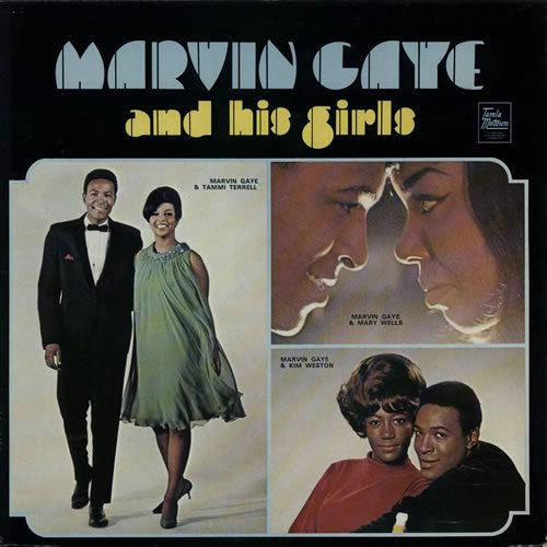 Marvin+Gaye+And+His+Girls+588316
