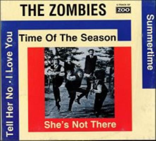 The+Zombies+The+Time+Of+The+Season+EP+155245