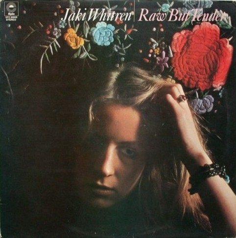 dick s picks jaki whitren raw but tender rare british folk psych vinyl lp from 1973. Black Bedroom Furniture Sets. Home Design Ideas