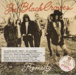 "Remedy 1992 UK promotional vinyl 7"""