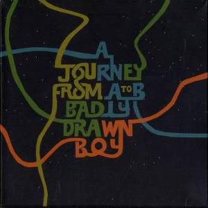 A Journey From A To B 2007 UK Limited Edition box set of A Journey From A to B. Includes two coloured vinyl singles and a 2 track CD single all housed in a box available via mail order only