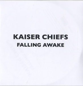 KAISER CHIEFS Falling Awake 2015 UK 2-track promotional CD-R from the 'new' album
