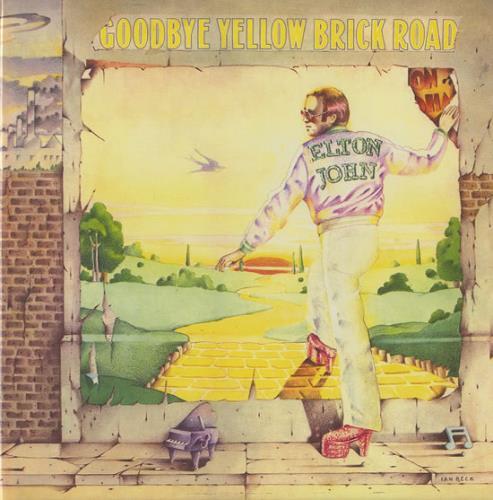 Elton+John+Promotional+Paper+Sleeve+Colle+497431