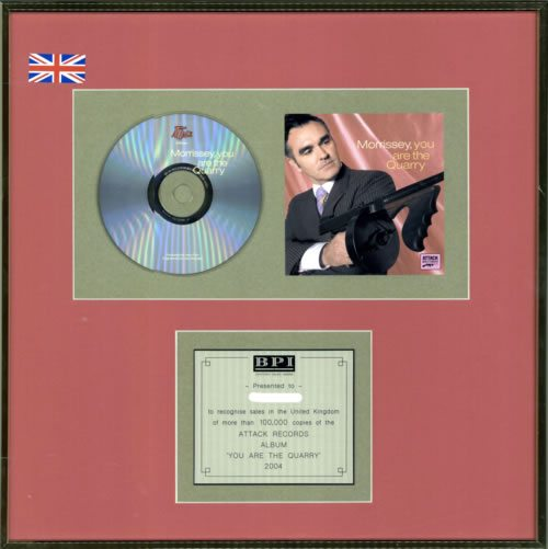 Out Now Morrissey Bona Drag Deluxe Vinyl Reissue Blog