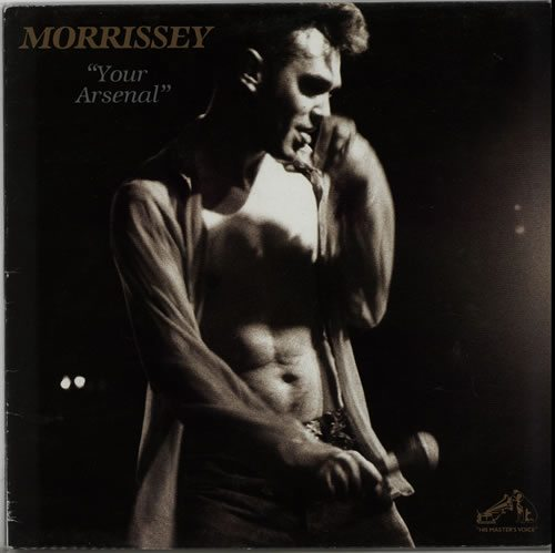 Morrissey+Your+Arsenal+240688
