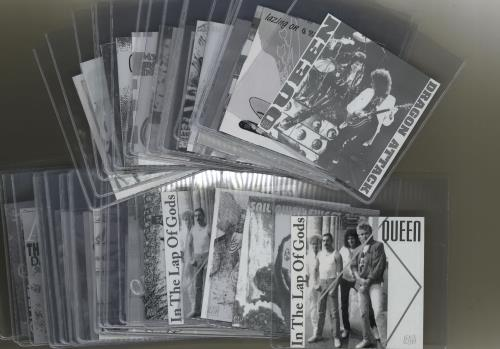 Queen+A+Collection+of+53+Flexi-Discs+648662