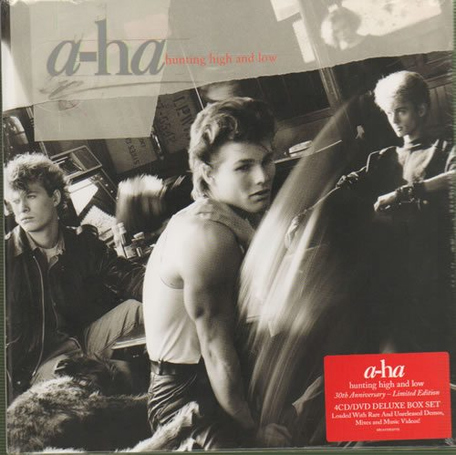 A-Ha+Hunting+High+And+Low+-+30th+An+642170
