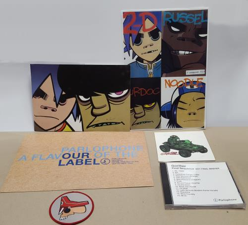 Gorillaz+Promotional+Pack+652751c