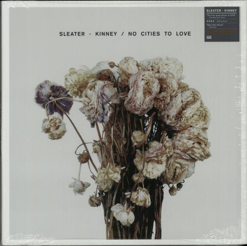 Sleater-Kinney+No+Cities+To+Love+-+Barnes++No+652710