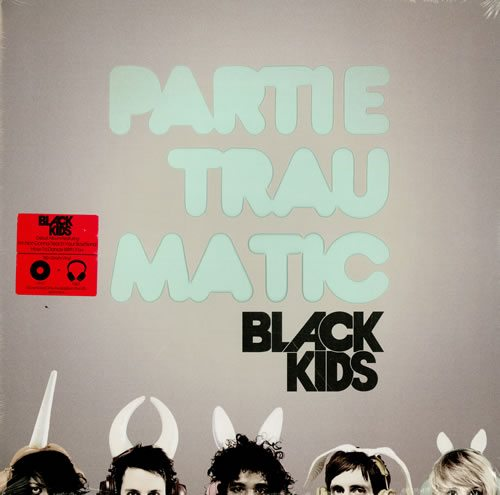 Black+Kids+Partie+Traumatic+-+Sealed+457814