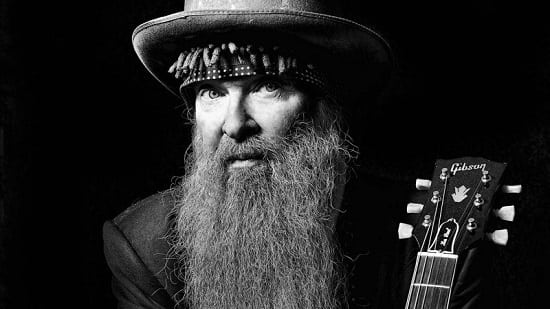 Zz Top S Billy F Gibbons Announces New Solo Album The Big