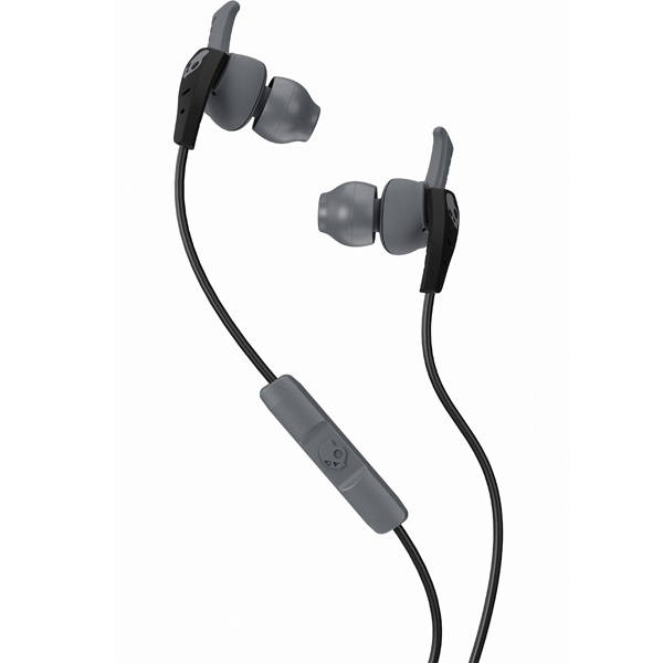 SKULLCANDY XTPLYO IN-EAR BLACK/GRAY/GRAY 2017