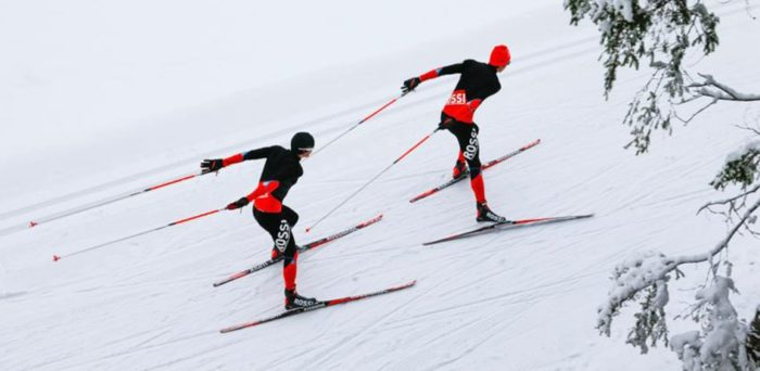 Comment choisir skis de fond