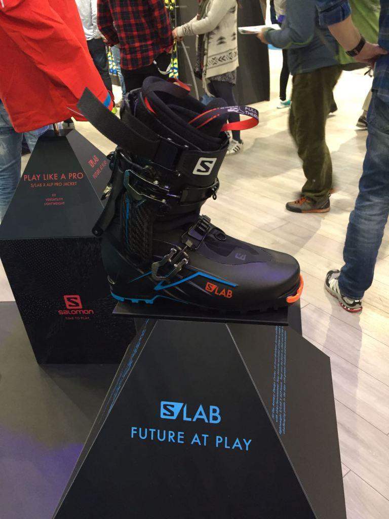 chaussure ski de randonnée salomon s-lab 2018