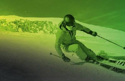 Ski de piste X12 de Salomon