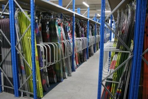 Choix de skis chez Ekosport