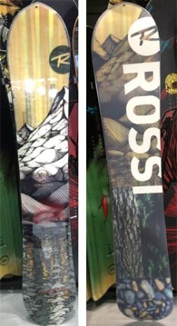 Snowboard Rossignol Magtek 2019
