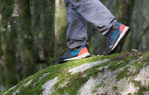 Chaussure escalade approche Millet Amuri