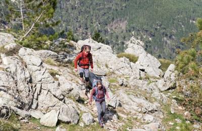 Sac à dos millet Mount Shasta