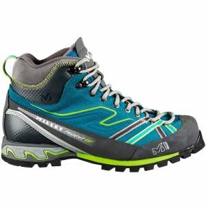 chaussures trek haute trident poseidon bleu