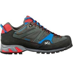 chaussures trek trident poseidon gris