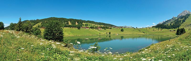 Lac de Confins - La Clusaz