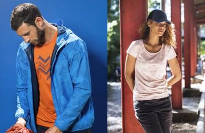 Eider Air Camo collection vêtement homme et femme