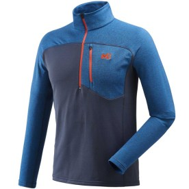 Polaire technostretch zip Millet homme