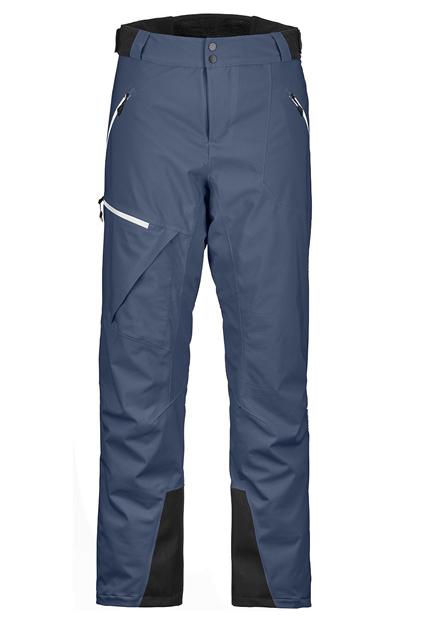 Ortovox Pantalons Mixtes 2L Swisswool Andermatt 2019