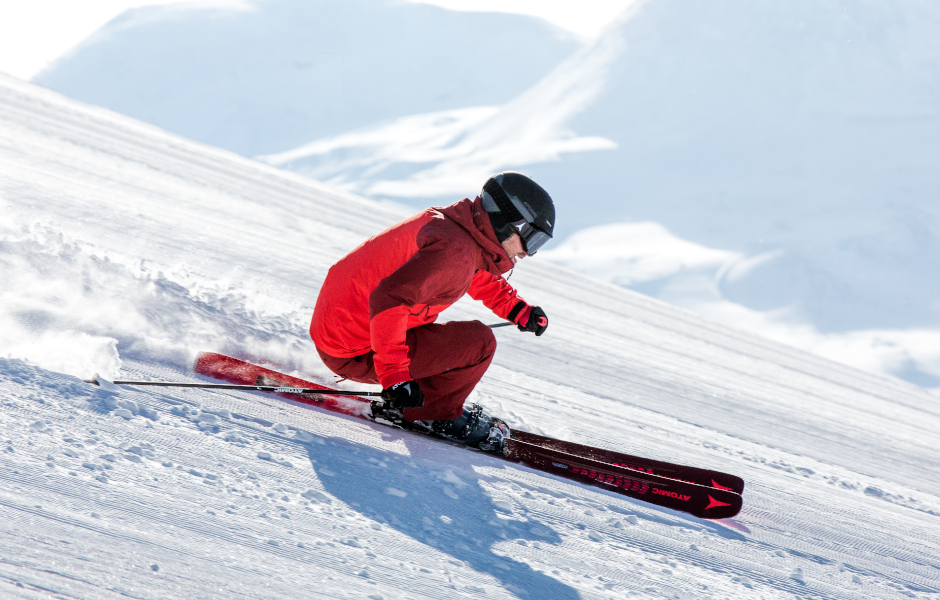 Test Ski Atomic Vantage 97 TI 2019