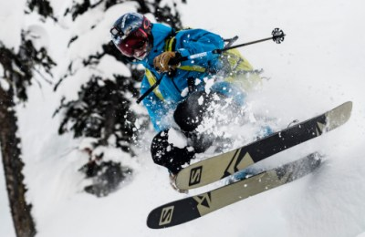 Ski QST 106 Salomon Test Nature