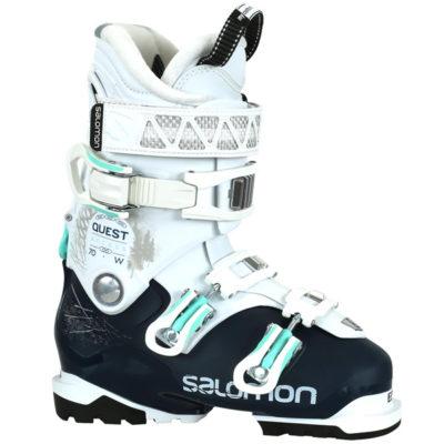 Chaussures de ski Salomon QUEST ACCESS 70 W PETROL BL 2017