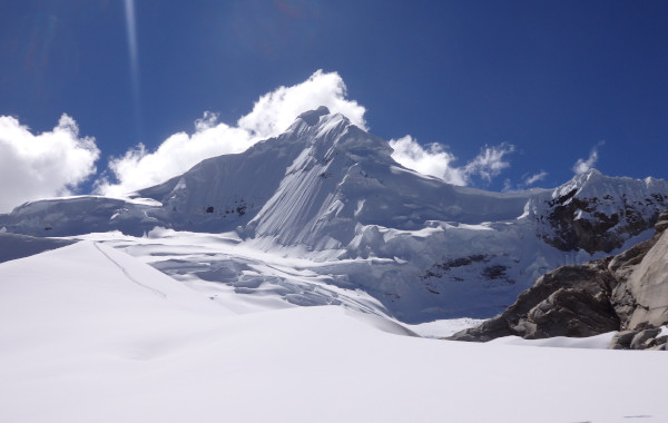 Montagne Tocllaraju