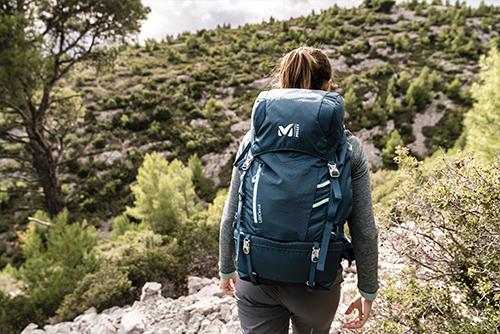 Millet - Ubic : sacs à dos fonctionnels et polyvalents