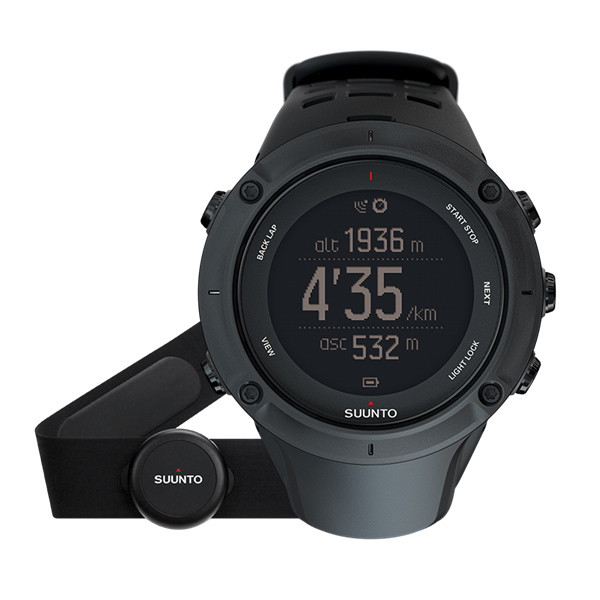 SUUNTO AMBIT 3 PEAK BLACK HR 2017