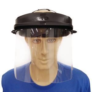 "Protetor Facial Dystray Confort Cristal 8"""