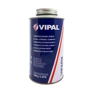 Cola Vipal Cimento Vulcanizante Extra Forte 1kg