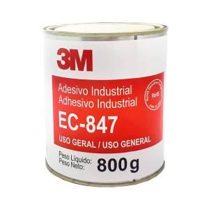 Adesivo Industrial 3m Ec 847 499972 Nitrilico 800g
