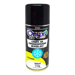 Limpa Ar Condicionado Onyx Super Jet ON-600 Lavanda 160ml