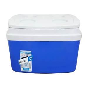 Caixa Térmica Tropical Soprano Azul 12 Litros