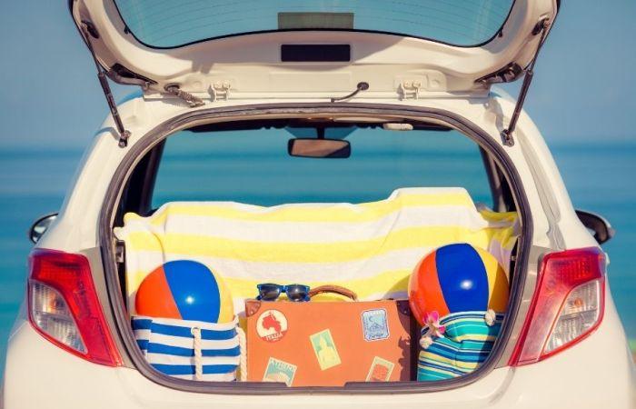 Revisar el coche en verano
