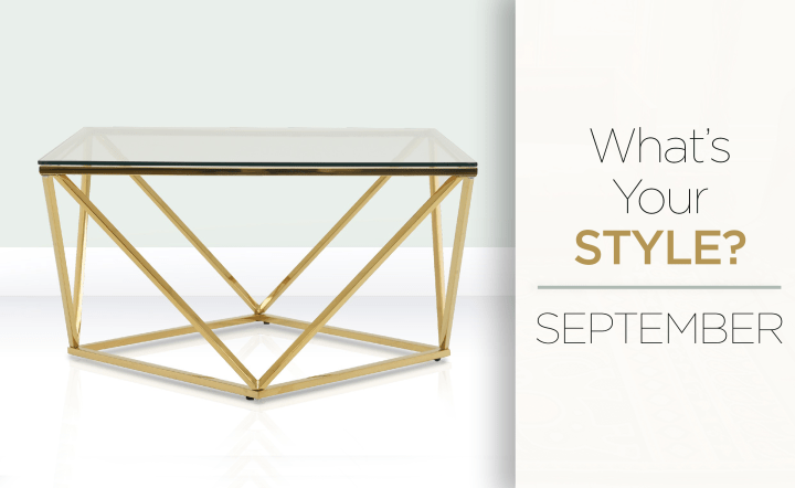 September Edition: What's Your Style?