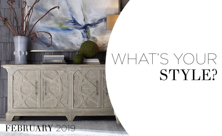 What's Your Style: February